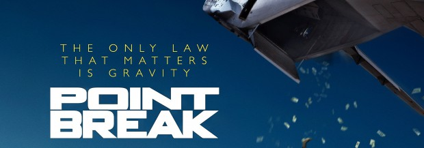 'Point Break' Premiere Featuring a Wing Suit Stunt at TCL Chinese