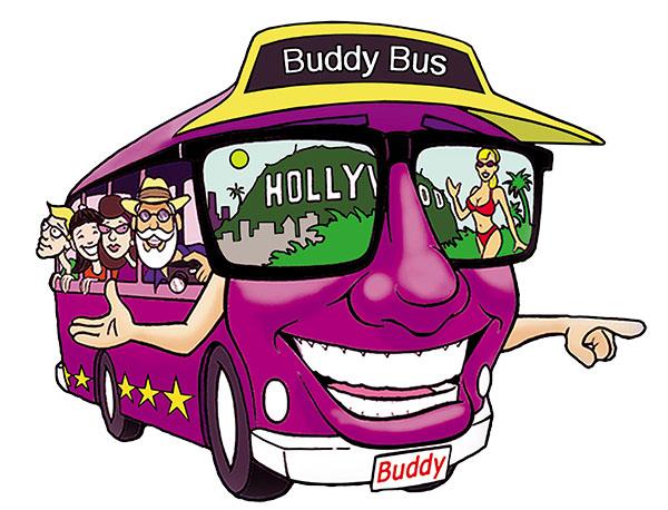 BuddyBus Logo